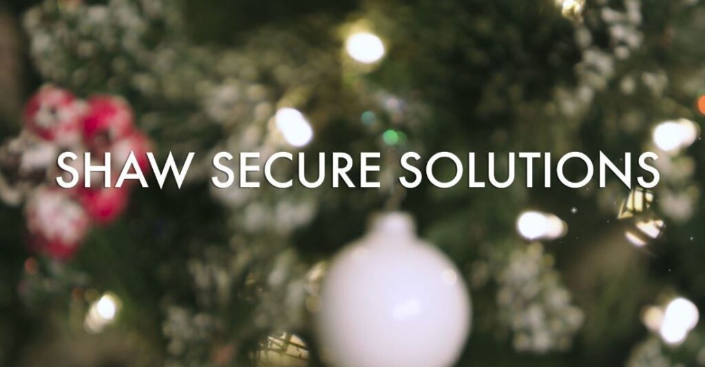Shaw Secure Solutions Thanks Its Employees This Holiday Season image